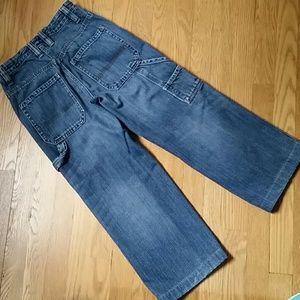Old Navy Bottoms - Size 10 boy Old Navy jeans